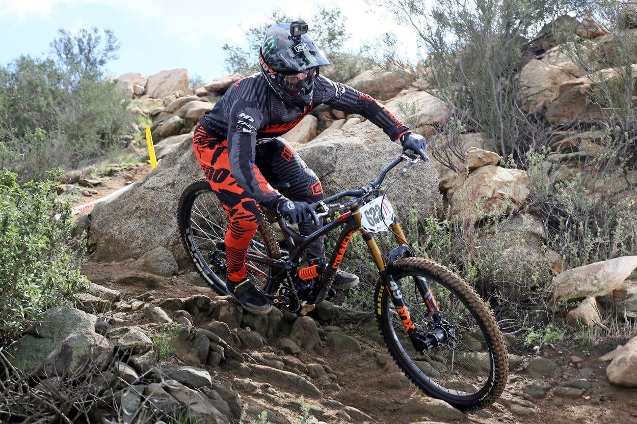 The Fontana Shake-Up | Mountain Bike Action Magazine