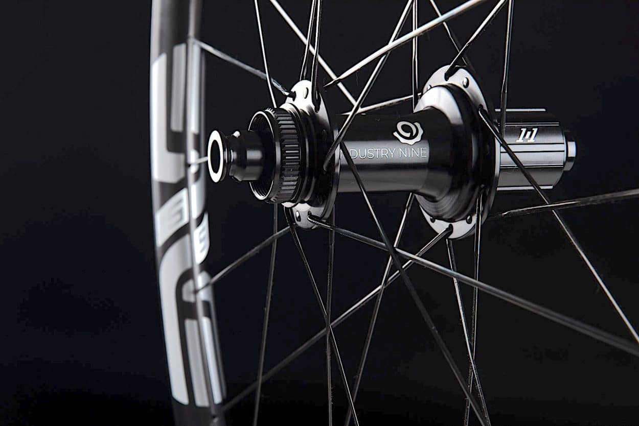 Enve's New M Series Wheels with Industry Nine 101 Hubs | Mountain Bike Action Magazine