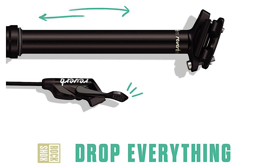 RockShox's New Reverb Stealth Dropper Seatpost   Mountain Bike Action Magazine