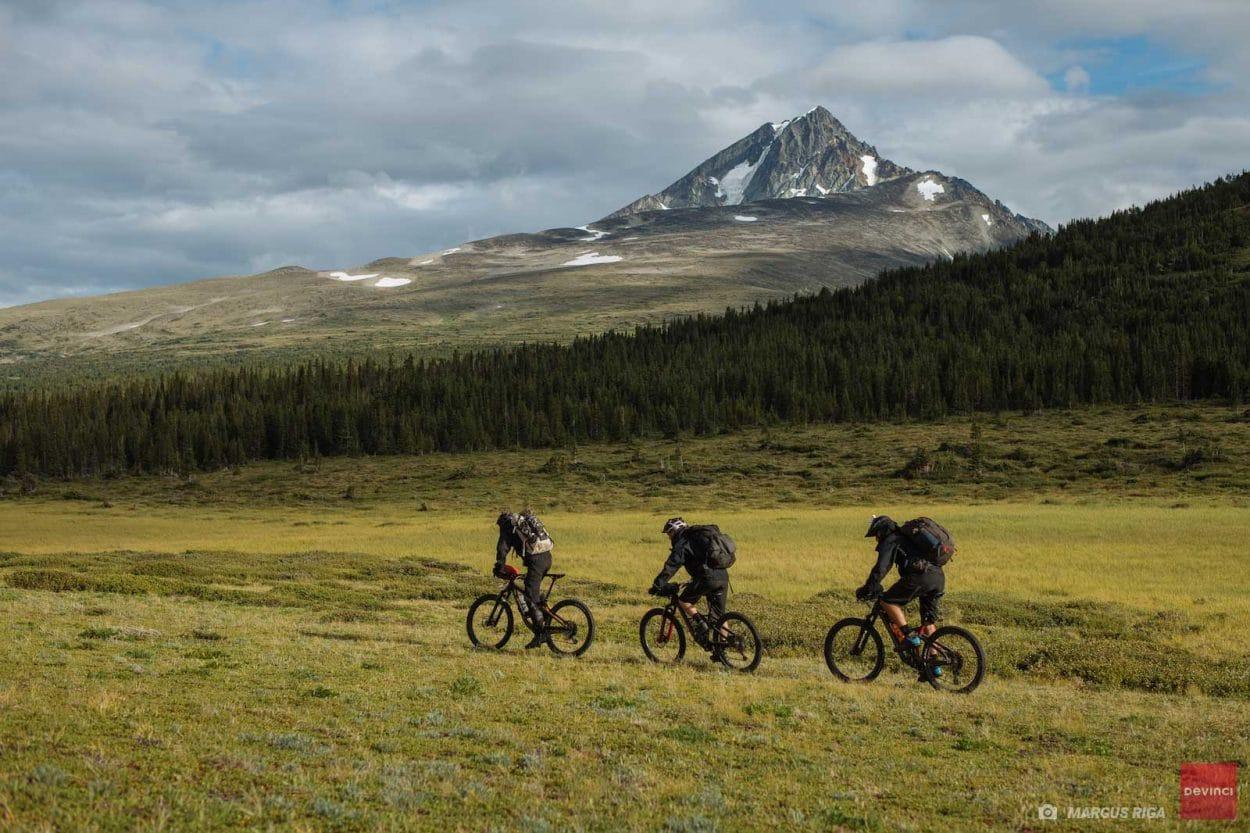 4 guys, 4 bikes, 9 days, 225 km   Mountain Bike Action Magazine