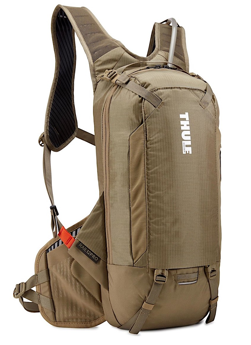 New Product Discovery: Thule Rail 12L Hydration Pack | Mountain Bike Action Magazine