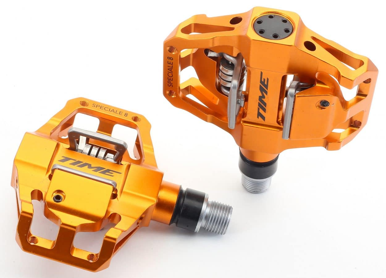 New Product Discovery: Time Speciale 8 Pedals   Mountain Bike Action Magazine