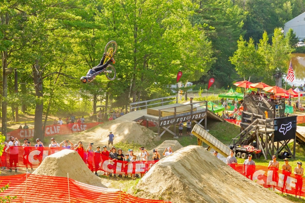 Photos of The Day: Highland Slopestyle | Mountain Bike Action Magazine