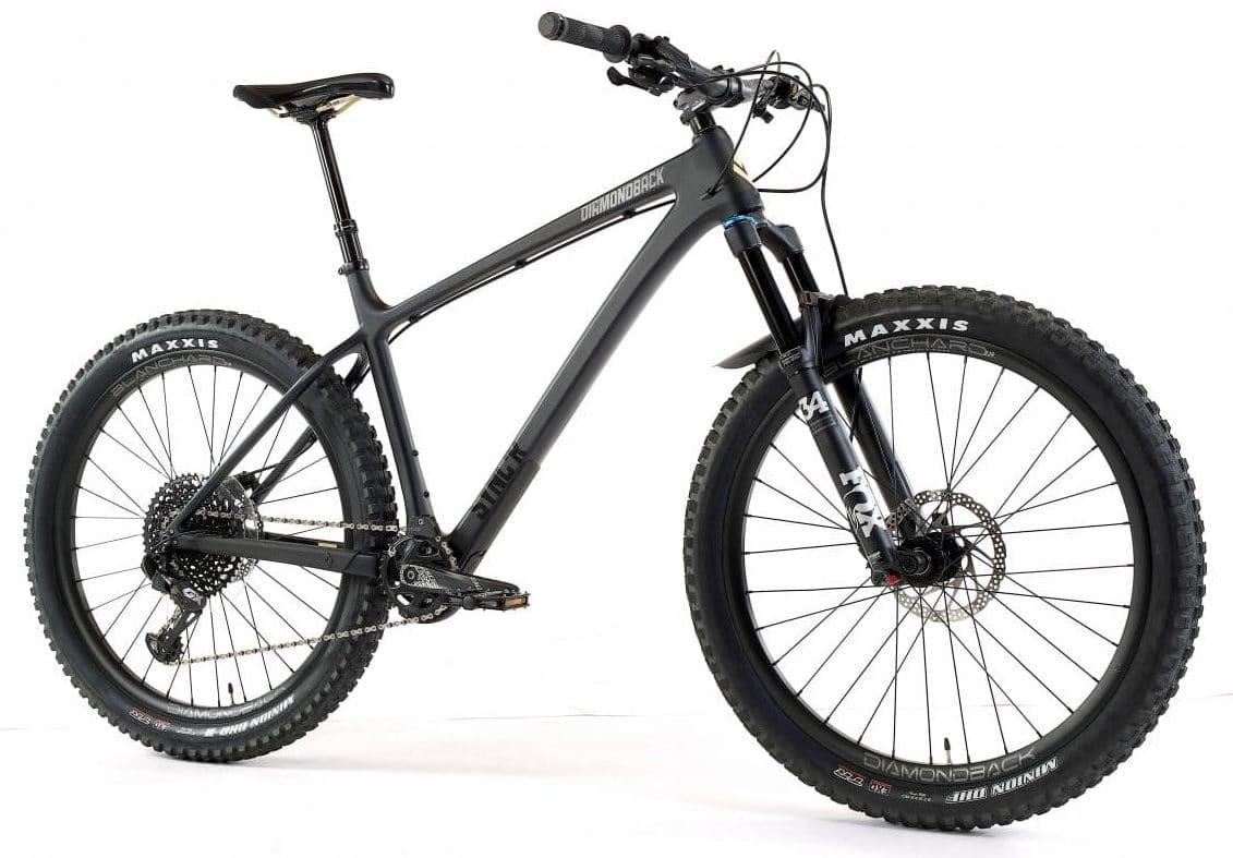 Bike Test Diamondback Sync R Carbon Mountain Bike