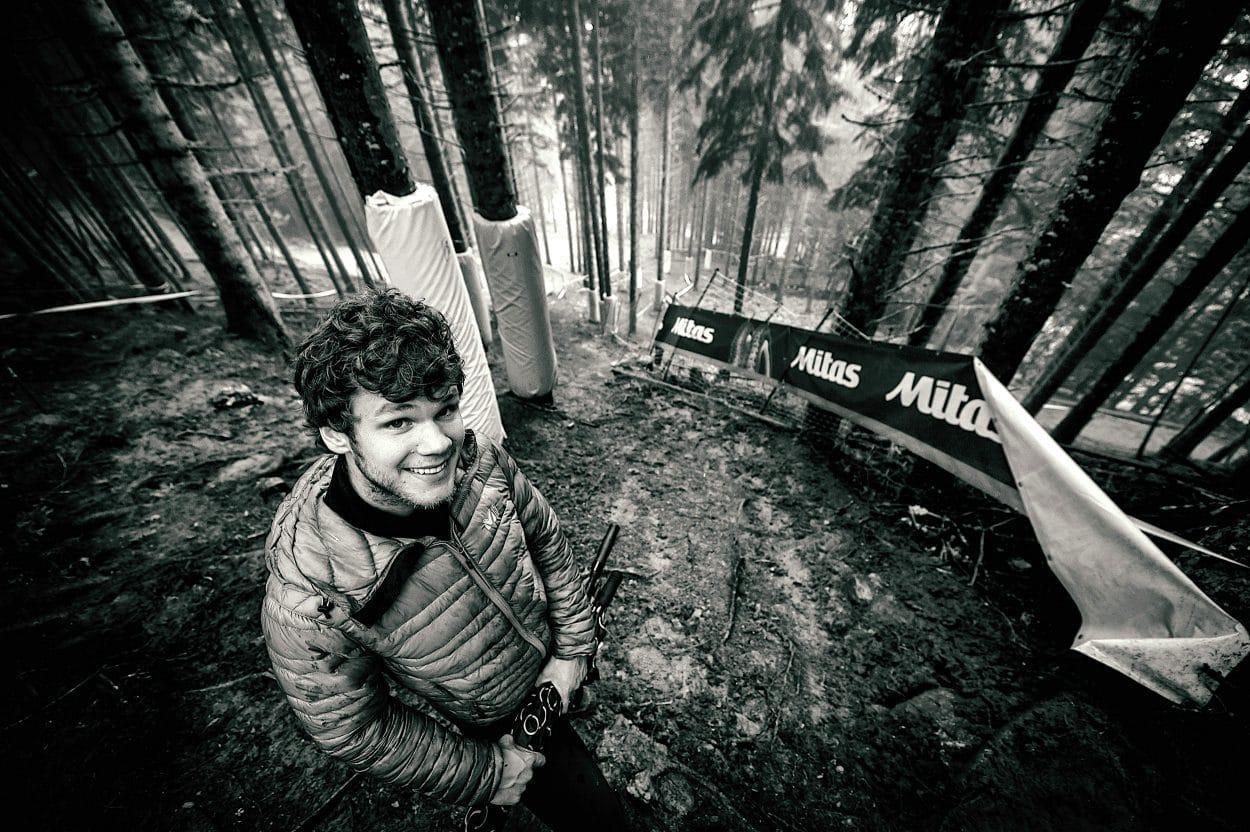 Watch: One day with Johannes Von Klebelsberg | Mountain Bike Action Magazine