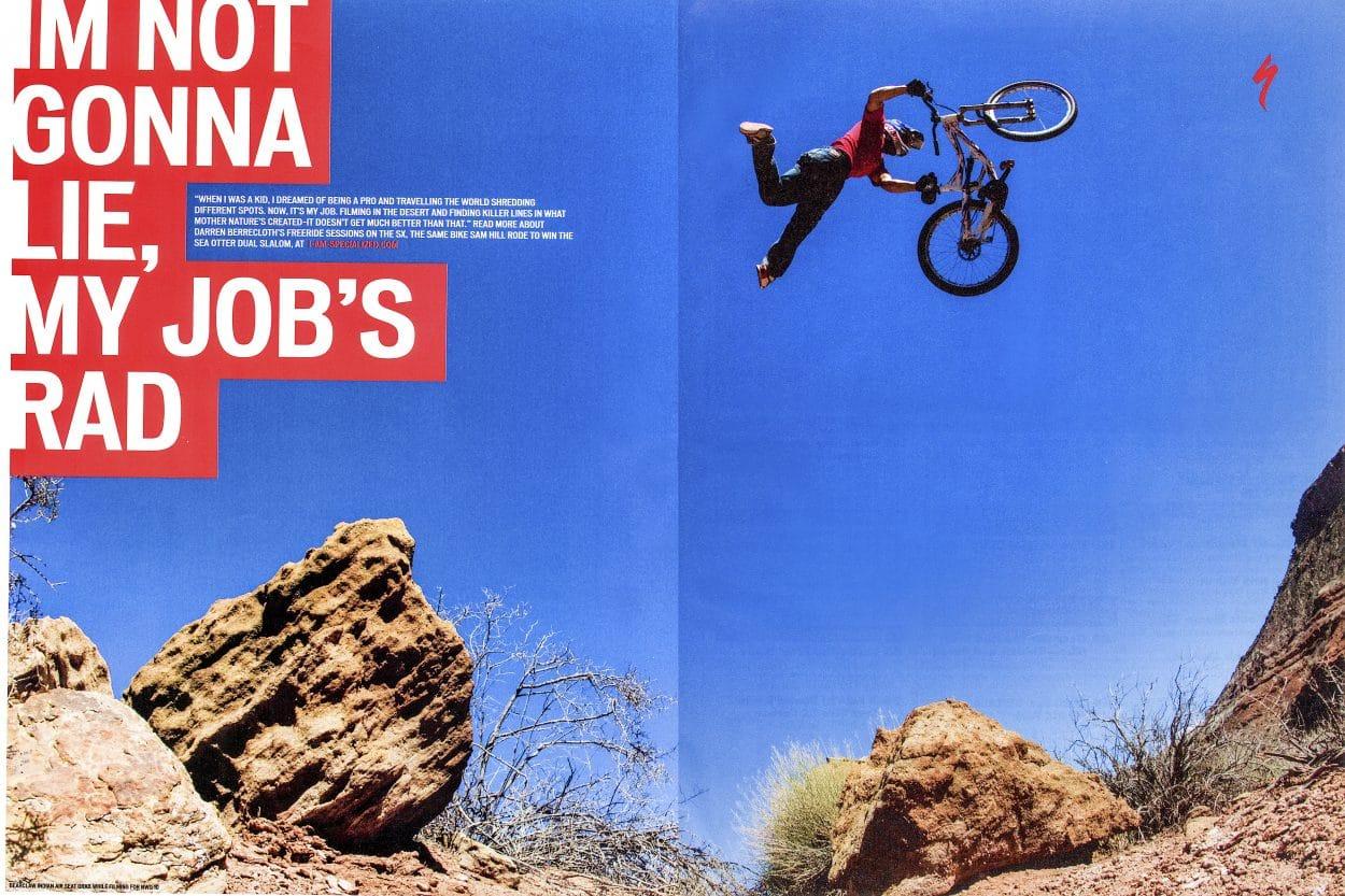 Looking Back 30 Years Mountain Bike Action Magazine