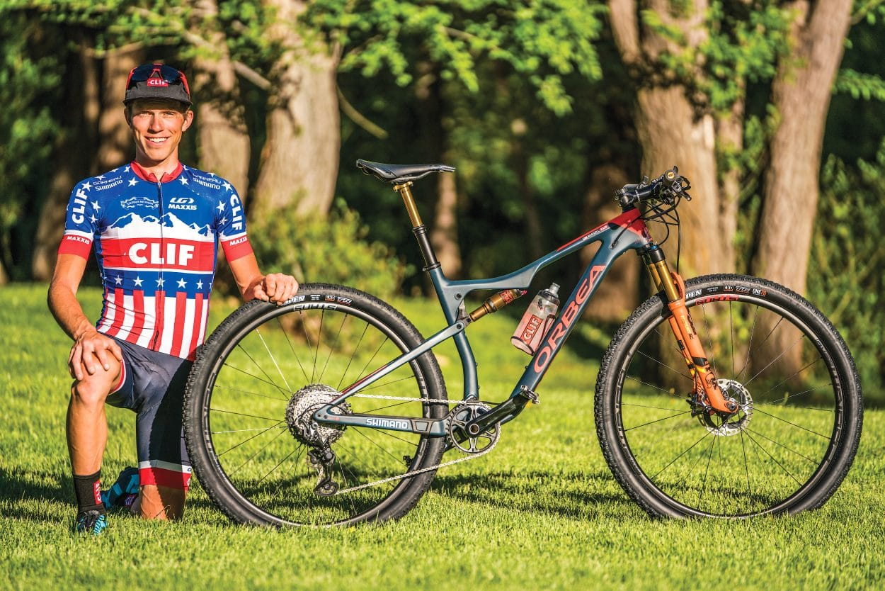 Meet The Riders And Their Rides: Russell Finsterwald | Mountain Bike Action Magazine