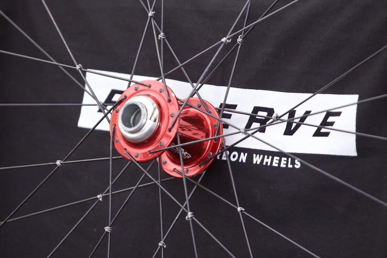 Mountain Bike Action Bike Hacks How To Make Your Wheels Stiffer Mountain Bike Action Magazine