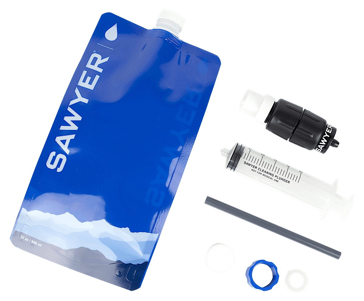 New Product Discovery: Sawyer Micro Squeeze Filtration System | Mountain Bike Action Magazine