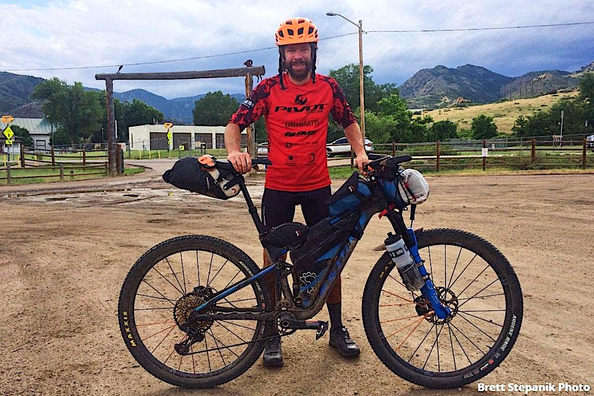Pivot Cycles Kurt Refsnider Wins Colorado Trail Race | Mountain Bike Action Magazine