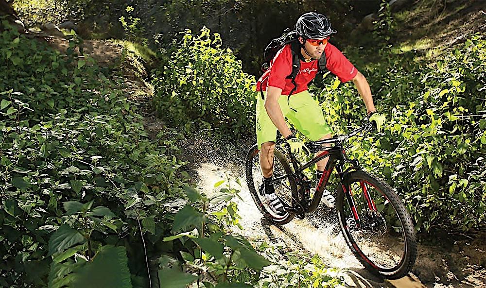 Trail Grams: Packs Save Lives | Mountain Bike Action Magazine
