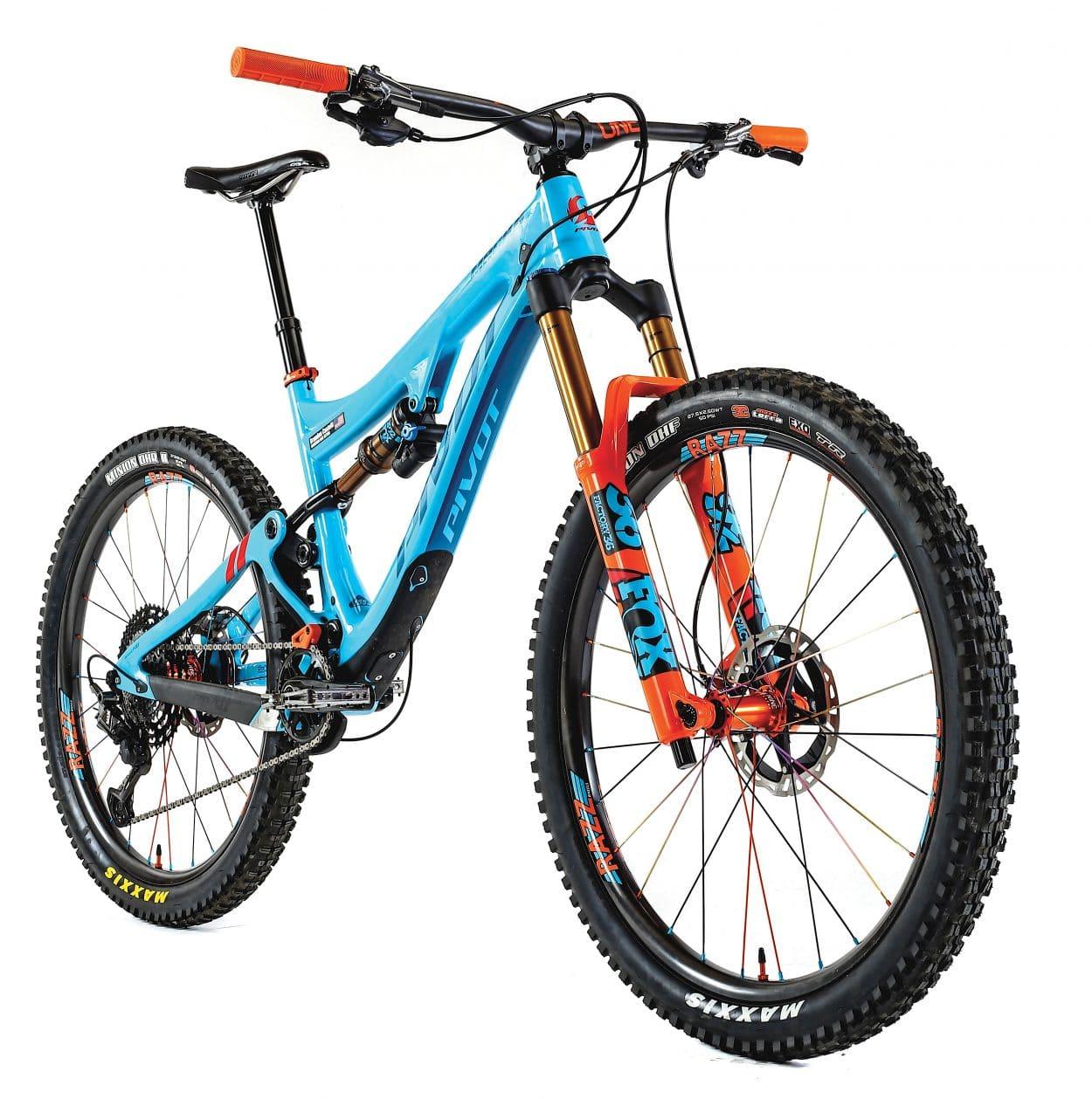 Building A Dream Bike | Mountain Bike Action Magazine