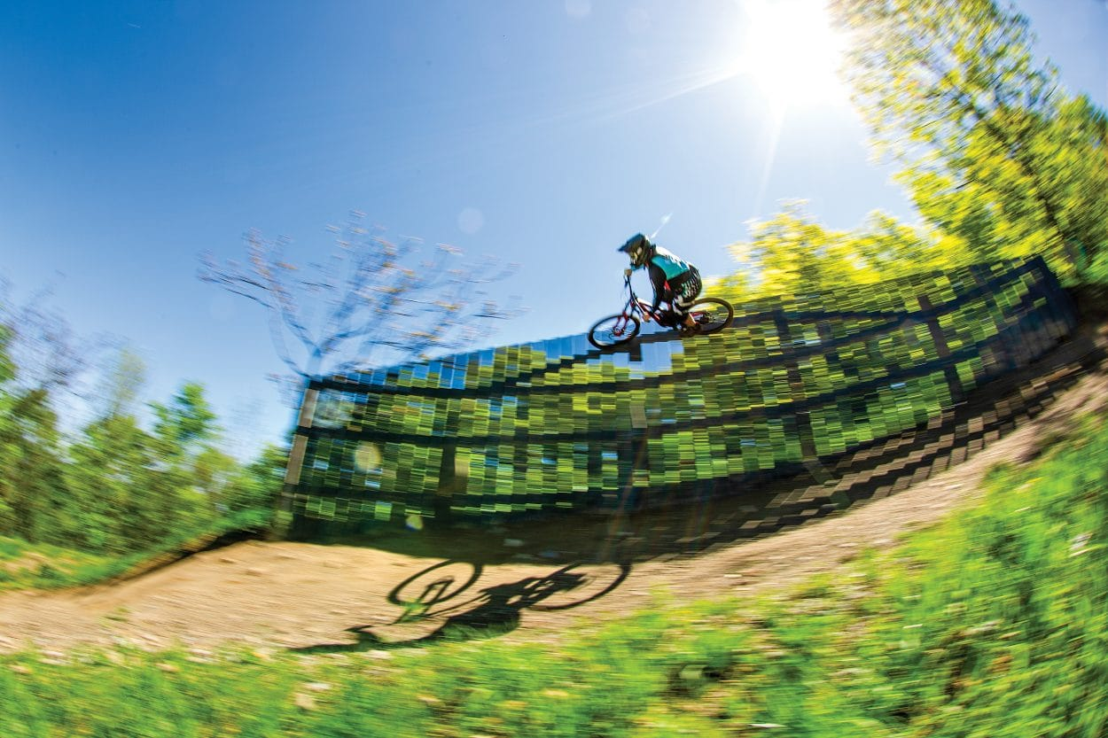 Places to Ride: Plattekill Bike Park-New York | Mountain Bike Action Magazine