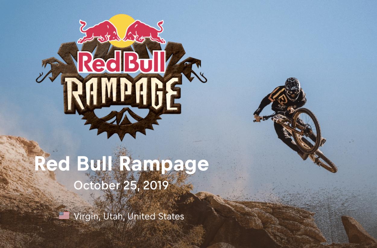 Quiz: 2019 Red Bull Rampage | Mountain Bike Action Magazine