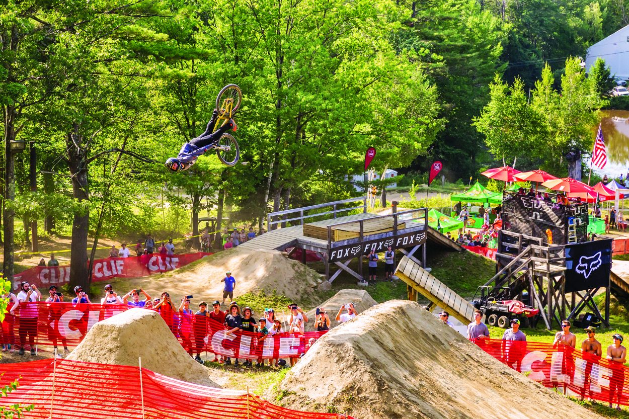 Getting Rowdy in New England | Mountain Bike Action Magazine