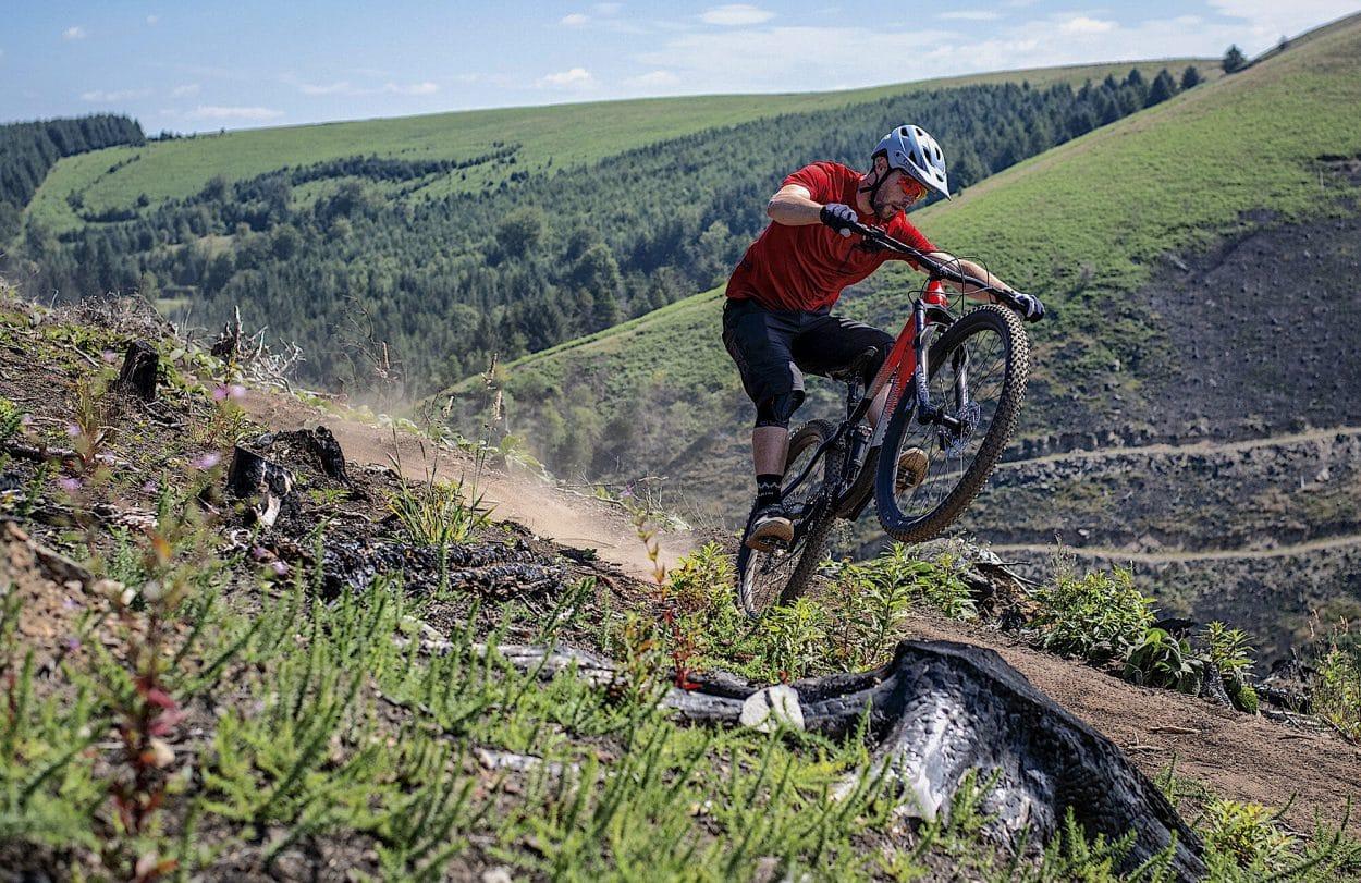 New Bike Discovery: Marin Bikes New Rift Zone   Mountain Bike Action Magazine
