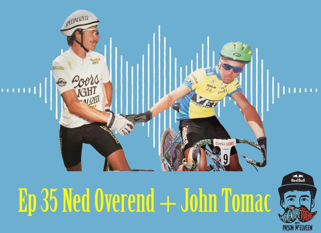 Podcast: John Tomac & Ned Overend Speak with Payson McElveen | Mountain Bike Action Magazine