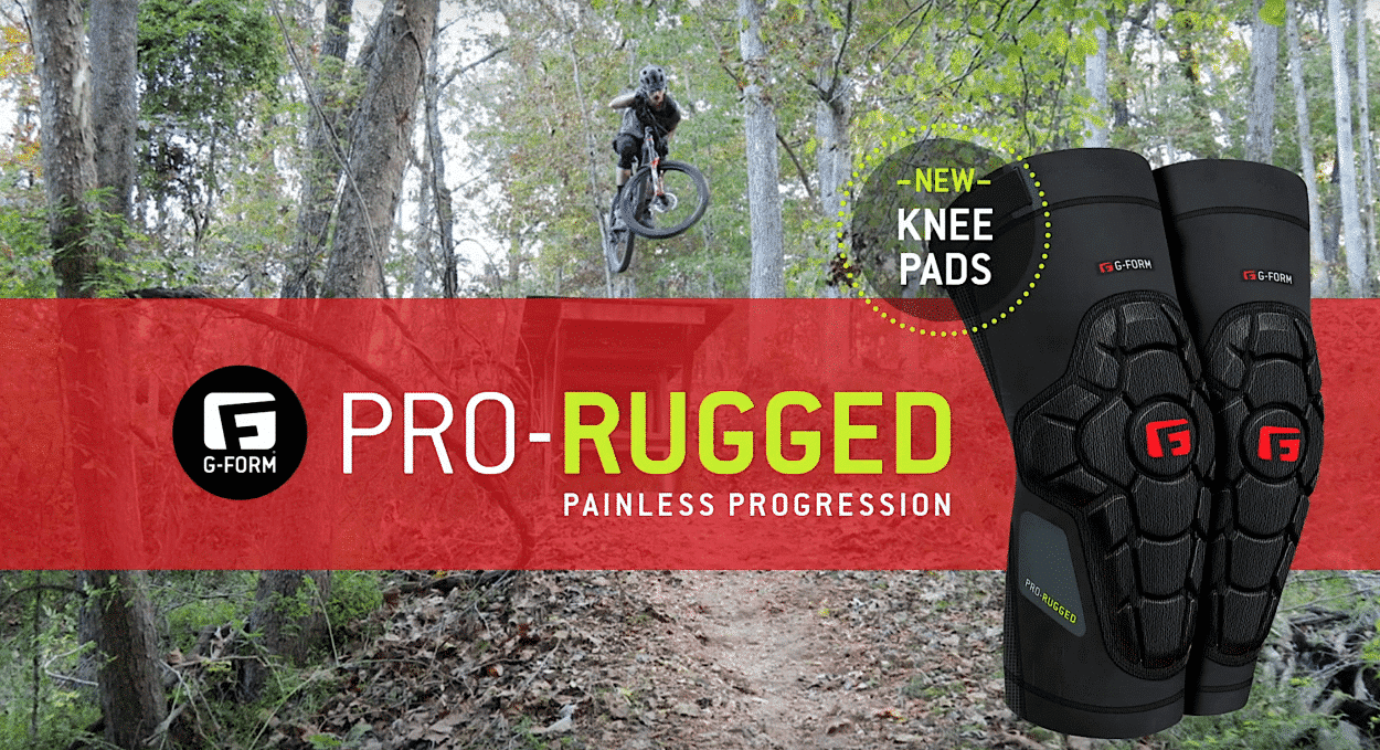 New Product Discovery: G-Forms All-New Pro-Rugged Guards | Mountain Bike Action Magazine