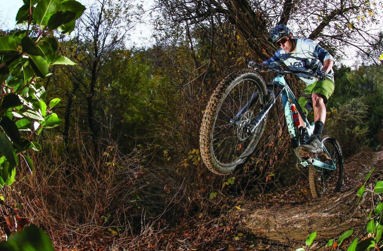 MBA Bike Test: Transition's Patrol Coil Bike   Mountain Bike Action Magazine