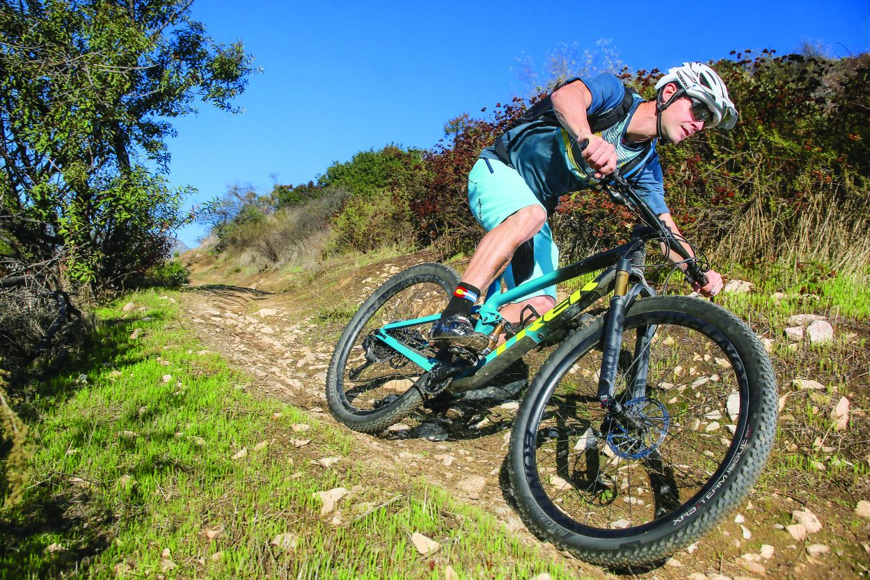 MBA Bike Test: Trek Top Fuel 9.9 | Mountain Bike Action Magazine