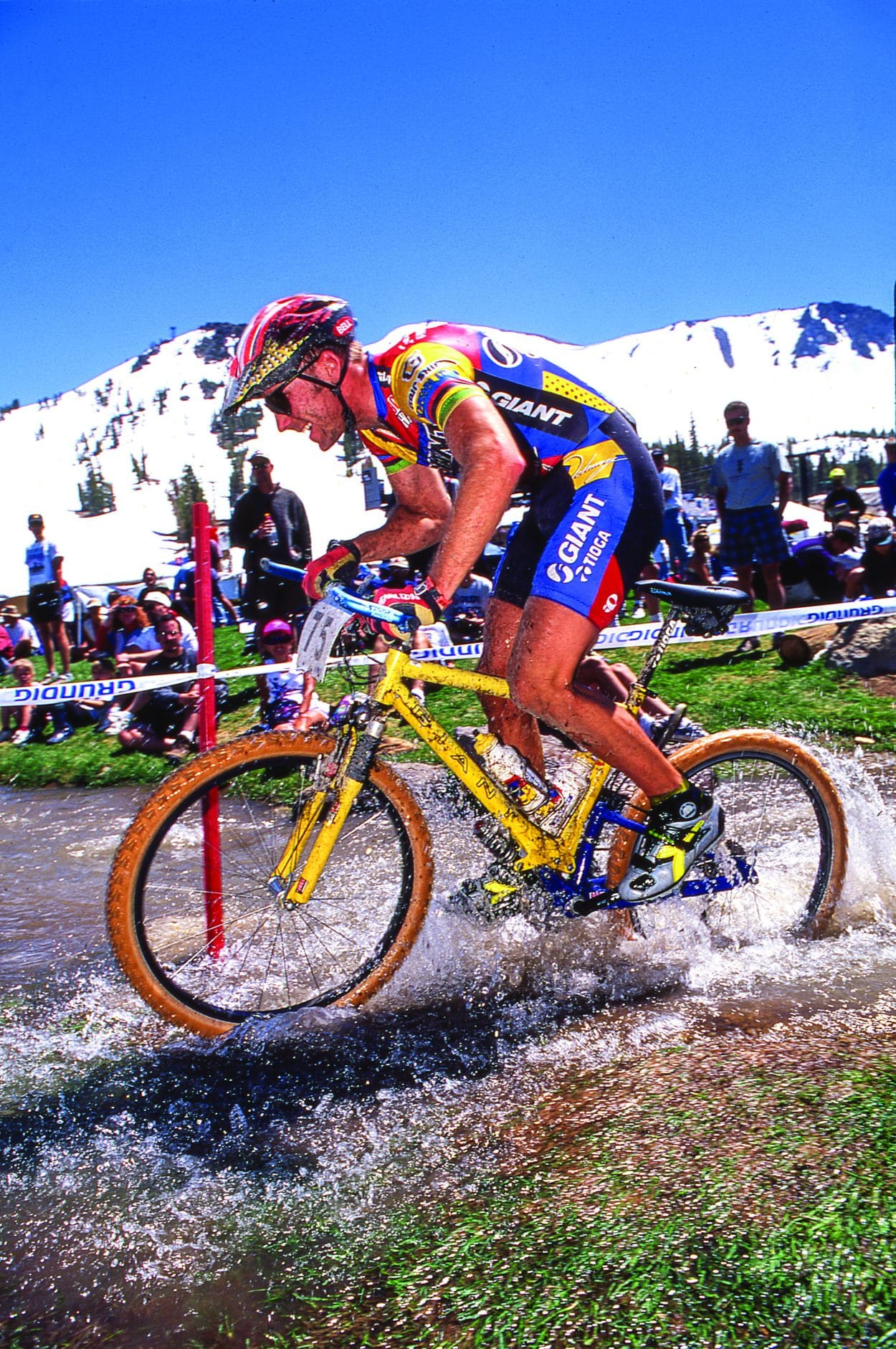 A Blast From The Past | Mountain Bike Action Magazine