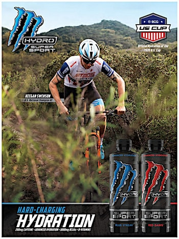 Mountain Bike Action New Products: Hydro Super Sport Hydration Drink | Mountain Bike Action Magazine