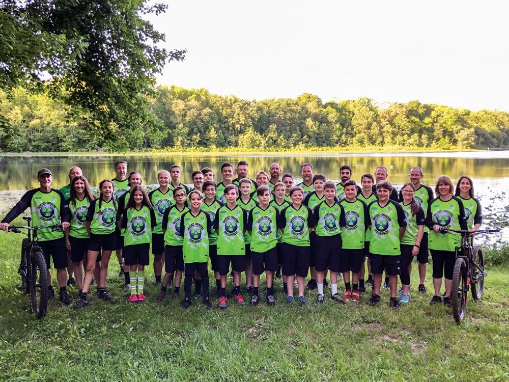 Team of the Month: Salem County Reactors Mountain Bike Team in Salem County, New Jersey   Mountain Bike Action Magazine