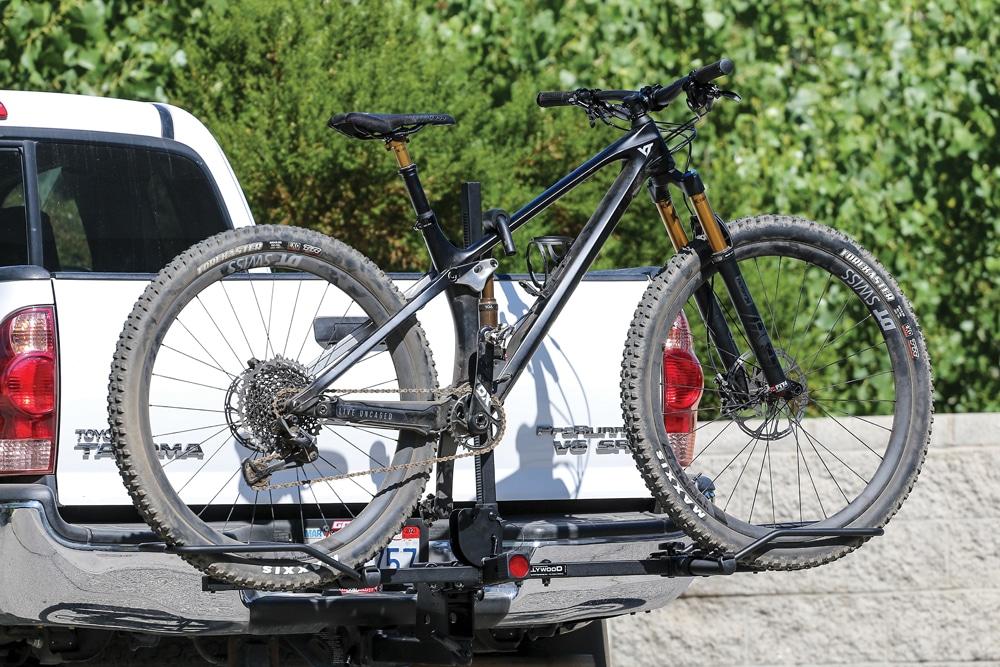 Mountain Bike Action Product Test: Hollywood Sport Rider SE2 Hitch Rack | Mountain Bike Action Magazine