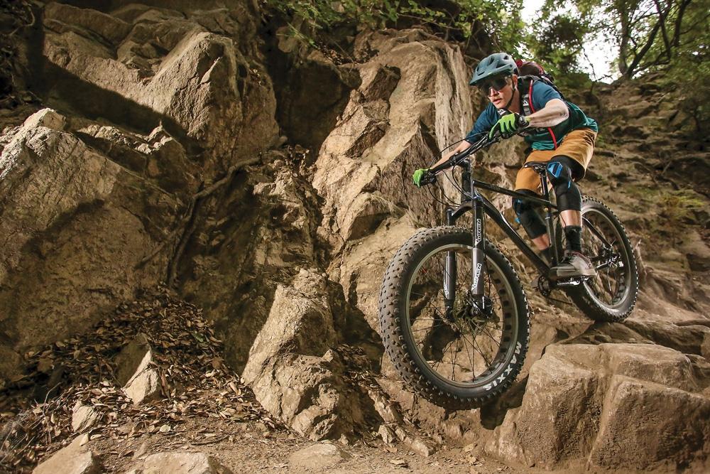 Mountain Bike Action Bike Test: KHS 4 Season 3000 Fat Bike | Mountain Bike Action Magazine