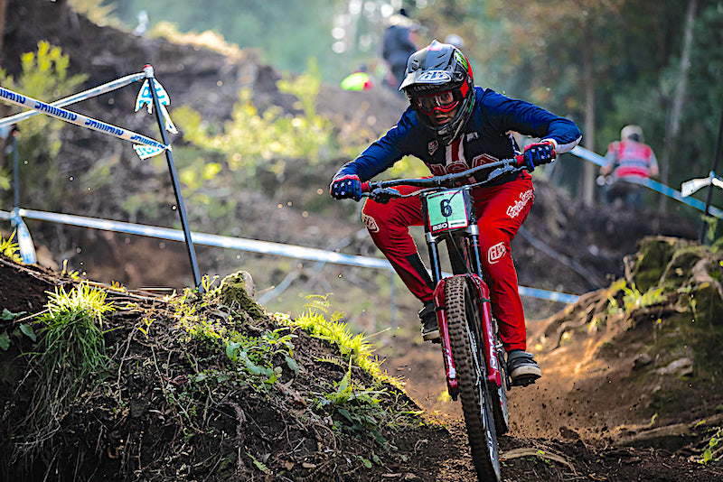 Watch: Canyon Bicycles Dante Silva Shreds The World Cup Track At Lousã, Portugal | Mountain Bike Action Magazine