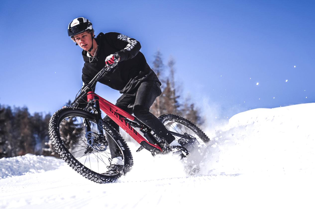 Gabriel Wibmer Joins Canyon | Mountain Bike Action Magazine